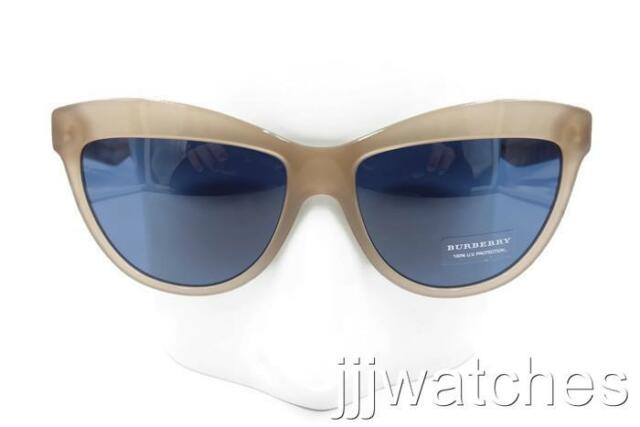 f143c78e5303 Burberry 4267 Sunglasses 371480 Light Brown 100 Authentic for sale ...
