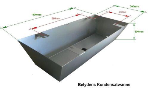 BELYDENS Kondensatwanne Inverter Wärmepumpe Rotex Vaillant Heat Nibe Buderus