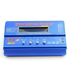 Hot-iMAX-B6-LCD-Screen-Digital-RC-Lipo-NiMh-Battery-Balance-Charger-New