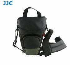 JJC ONE OC-10 Polyester Camera DSLR with lens Pouch Case Bag for Canon and Nikon