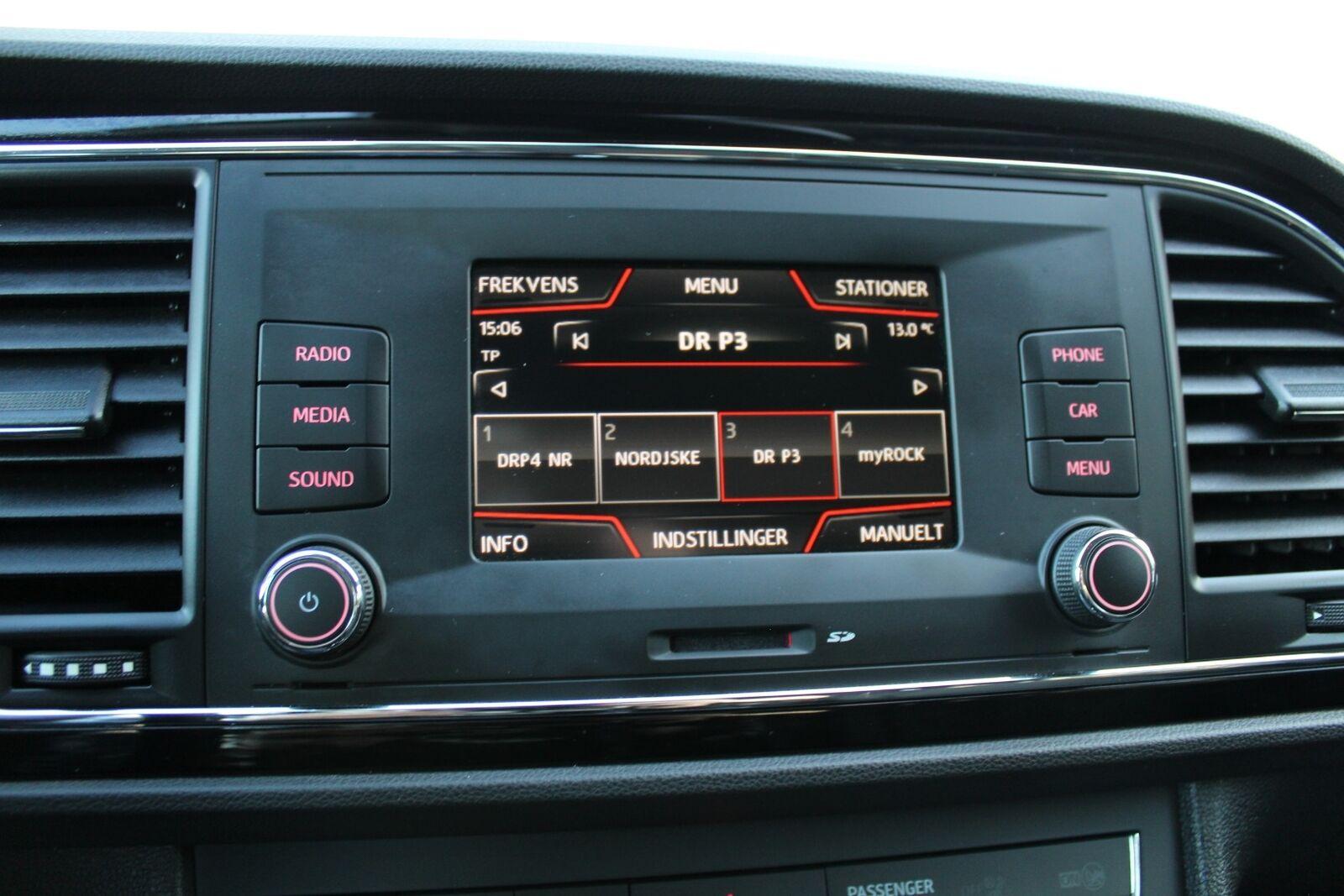 Seat Leon 1,0 TSi 115 Style ST - billede 12