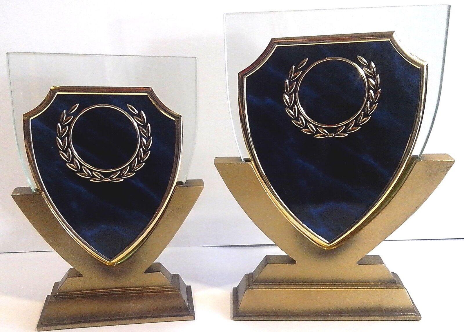 Pokal 2-er-Serie & Emblem Vereinspokal Sportauszeichnung Wanderpokal