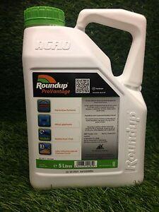 Roundup ProVantage 480 Total Weed Killer | eBay
