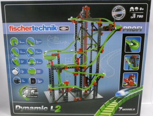 **NEU** fischertechnik 536621 PROFI Dynamic L2-7 Modelle **OVP**