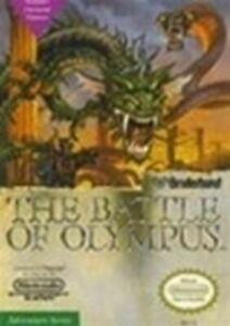 Battle Of Olympus, The - Nitnendo NES Game Authentic