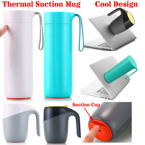 08e1cb6904f 400ml STAINLESS STEEL Anti-Slip Thermal Suction Mug/Bottle Insulated ...
