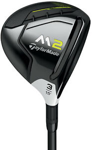 TaylorMade-M2-2017-Fairway-Wood-New-Choose-Hand-Loft-amp-Flex