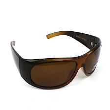 Ladies Sunglasses Polaroid Polarized Lens UV400 CAT 3 Designer 8734C Scratched