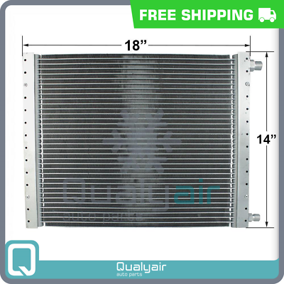 CNFP1426KT Kit AC A//C Universal Condenser Parallel Flow 14 x 26 with Drier