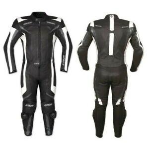Jumpsuit Skin Motorcycle Racing Track Sport 2 Pieces Metal Midriff Air Vents Blk