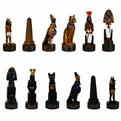 Candido Scacchi Egiziani Sw-dg-colorato-mostra Il Titolo Originale Le Materie Prime Sono Disponibili Senza Restrizioni