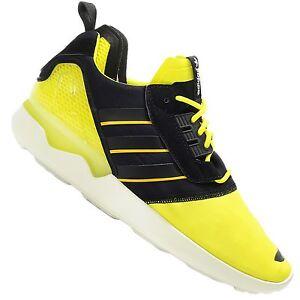 Adidas Zx 8000 Boost Corsa Corsa Scarpe sneaker GIALLO NERO b26369 41 1/3