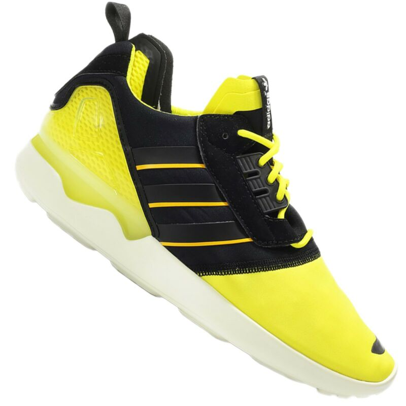Adidas Zx 8000 Boost Running Running Shoes Trainers Yellow Black B26369 41 1/3