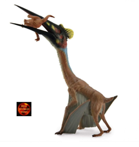 Quetzalcoatlus with Alamosaurus Prey Dinosaur Toy Model - CollectA 88655 *New*