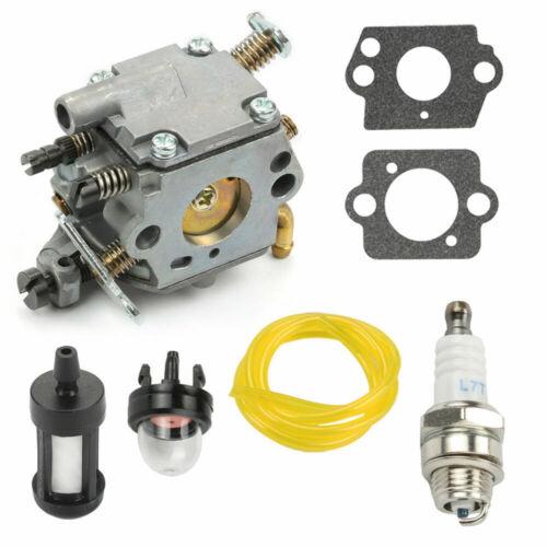 QHALEN Carburetor Carb Fuel Line for Stihl MS200 MS200T Chainsaw #Zama C1Q-S126B