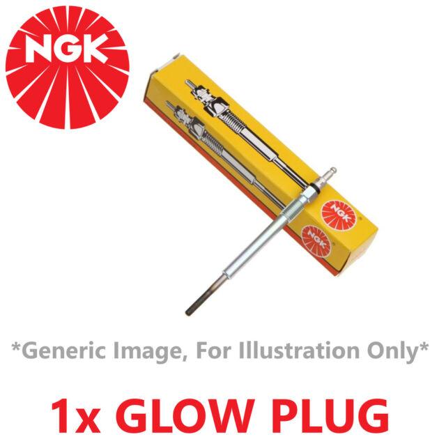 NGK 8939 Metal 11V 0.9 Ohm Diesel Engine Heater Glow Plug Y1005J