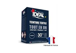 kit teinture tissu ideal tout en 1 bleu marine colorant. Black Bedroom Furniture Sets. Home Design Ideas