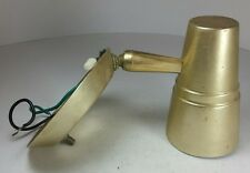 WARD Light/Lamp/Sconce Fixture for RVs/Vintage Travel Trailers - Airstream 1960s