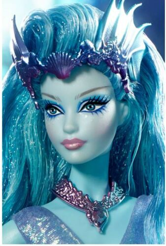 Water Sprite Barbie Doll 2016 DIRECT EXCLUSIVE Faraway Forest NRFB w//shipper box