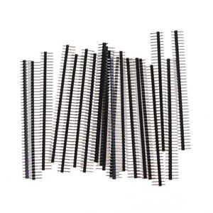 20Pcs-40Pin-2-54mm-Single-Row-Straight-Male-Pin-Header-Connector-Strip-HO
