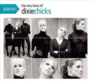 Playlist-The-Very-Best-of-Dixie-Chicks-Digipak-by-Dixie-Chicks-CD-Jun-2010