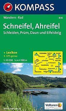 Schneifel - Ahreifel 1 : 50 000: Schleiden - Prüm... | Buch | Zustand akzeptabel