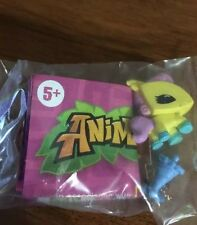 Animal Jam Adopt A Pet 1-28 YELLOW PONY WITH CODE VERY HARD TO FIND