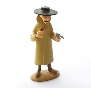 Resin Figurine Lucky Luke D'Apres Marie Leblon Atlas N°27 Hunter Of Prime