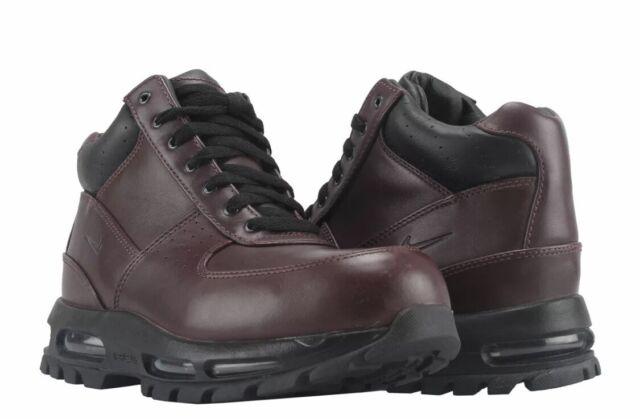 406bc81061e Nike Air Max Goadome ACG Deep Burgundy Black Men's Hiking Boots 865031 601  Sz 7