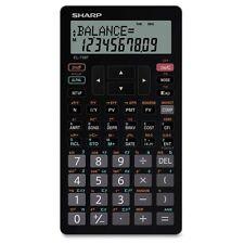 Sharp EL-738FB Financial Calculator - EL738FB