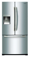 Samsung Rf67desl1 491 Liter Twin Cooling French Door Refrigerator 220 Volts