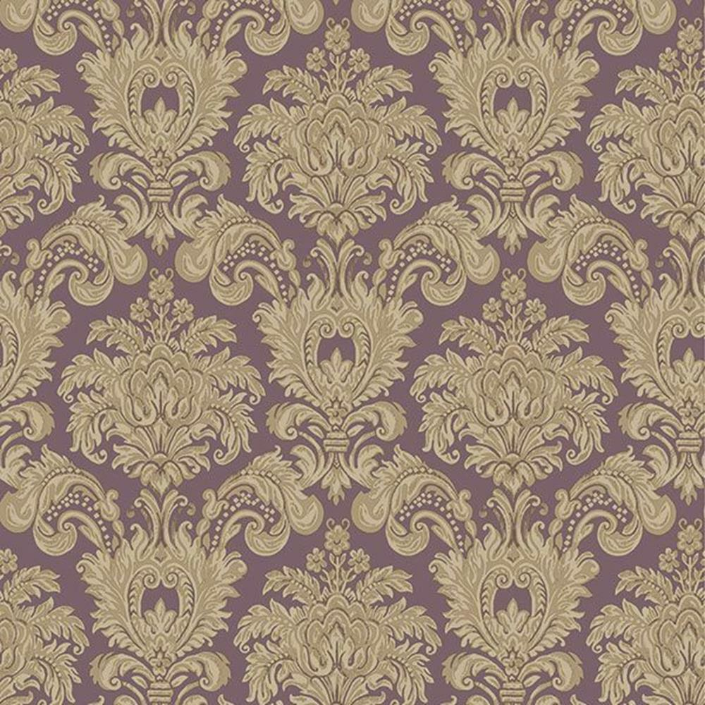 3937 - Italian Damasks 3 Damask Cream Galerie Wallpaper