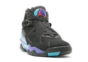Nike Air Jordan 8 Retro 'Aqua' - 305381-041 - 10 - GoauCN2q