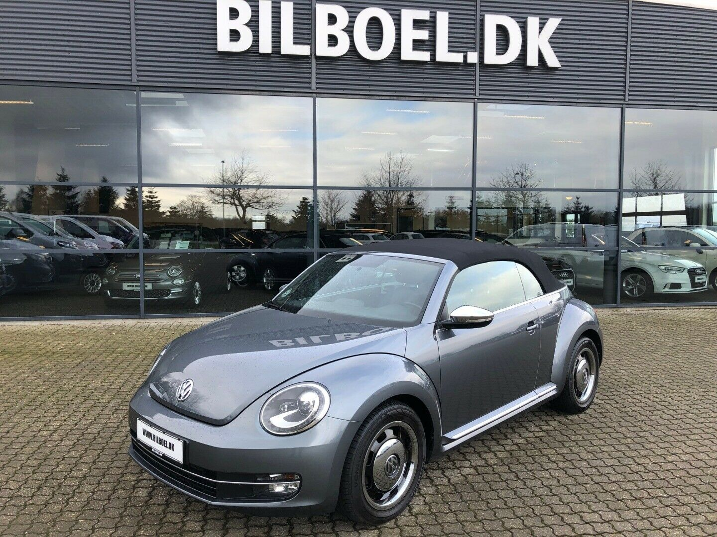 VW The Beetle 1,4 TSi 150 Life Cabriolet 2d - 1.594 kr.