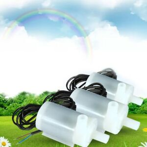 DC-3V-5V-6V-small-Micro-Submersible-Water-Pump-Fish-Tank-Fountain-Aquarium