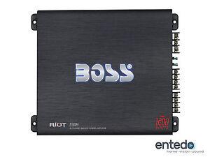 BOSS-AUDIO-R3004-4-Kanal-Verstaerker-Endstufe-Amplifier-Car-Auto-KFZ-LKW-PKW-NEU