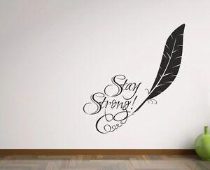 wandaufkleber wandtattoo aufkleber tattoo feather feder. Black Bedroom Furniture Sets. Home Design Ideas