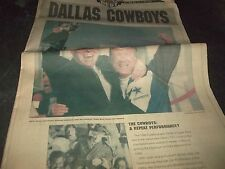 Dallas Morning News Football Preview Dallas Cowboys  Collages High School 1993