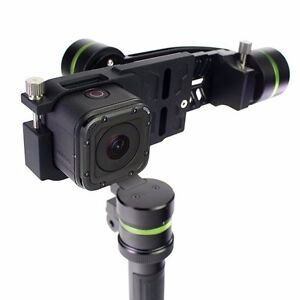 how to connect gimbal to hero session
