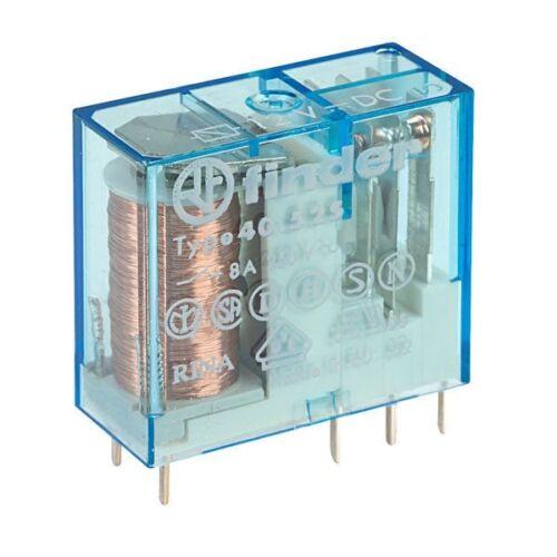 Miniature 8A Finder 40.52.7.012.0000 DC DPDT 12V Relay