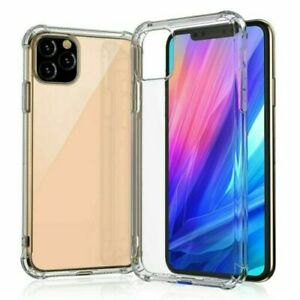 Case for iPhone 11pro,11pro max  ShockProof Soft Phone Cover clear free shipping