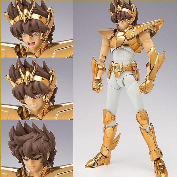 BANDAI Saint Seiya Bronze Myth Cloth EX Pegasus 40th Anniversary Bandai USA