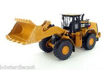 Cat 980K Wheel Loader Rock Bucket 1/50 scale construction model by Norscot 55296