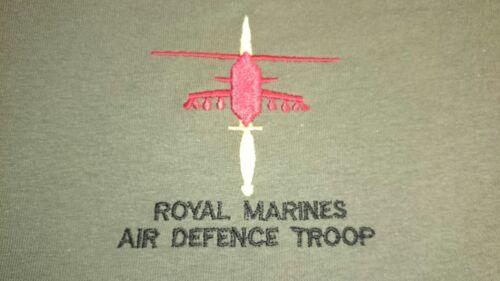 ROYAL MARINES AIR DEFENCE TROOP T-SHIRT