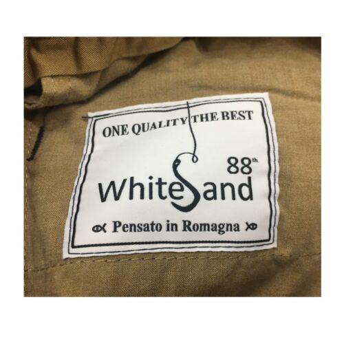Pour Vie Dans White Coton Sand Elastique Pantalons De La Avec Fantaisie Hommes q4EfgxA4na