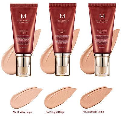 Missha M Perfect Cover Blemish Balm BB Cream SPF42 PA+++ 50ml Skincare