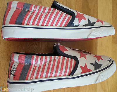 Quiksilver boy canvas shoes plimsolls 10, 2-2.5-3, 4 UK, 28 36 37 New