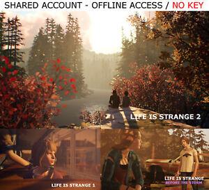 Life-is-Strange-PC-ALL-3-GAMES-BONUS-GAME-Steam-OFFLINE-READ-DESCRIPTION