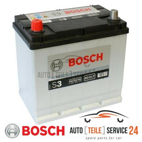 1 Starterbatterie Bosch 0092S30170 S3 für Fiat Ford Honda Rover Suzuki Talbot