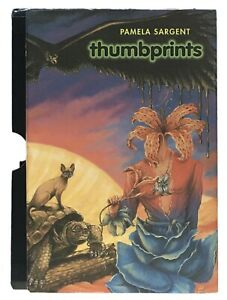 Pamela Sargent: Thumbprints SIGNED LIMITED FIRST EDITION